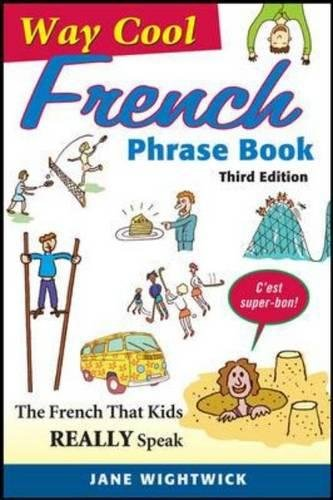 9780071807395: Way-Cool French Phrase Book