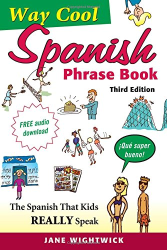 9780071807418: Way-Cool Spanish Phrasebook