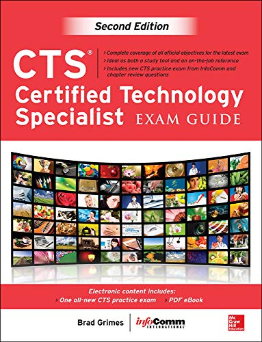 9780071807968: CTS Certified Technology Specialist Exam Guide, Second Edition