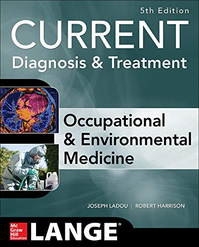 9780071808156: CURRENT Occupational and Environmental Medicine 5/E (A & L Lange Series)