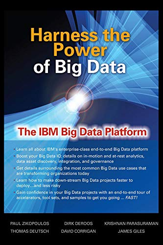 9780071808170: Harness the Power of Big Data The IBM Big Data Platform