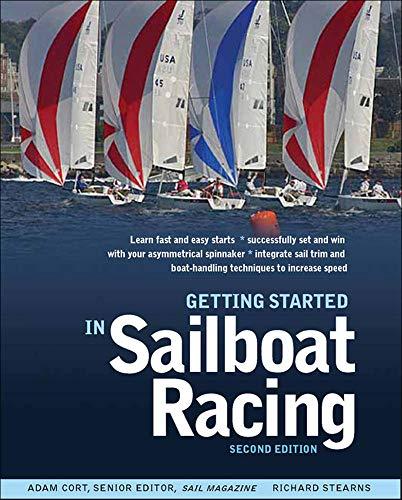 9780071808262: Getting Started in Sailboat Racing, 2nd Edition