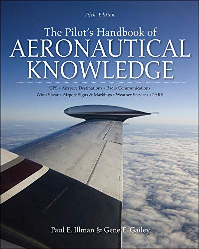 9780071808590: The Pilot's Handbook of Aeronautical Knowledge, Fifth Edition (Aviation)