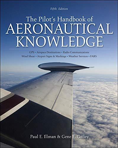 9780071808590: The Pilot's Handbook of Aeronautical Knowledge, Fifth Edition (Aviation)