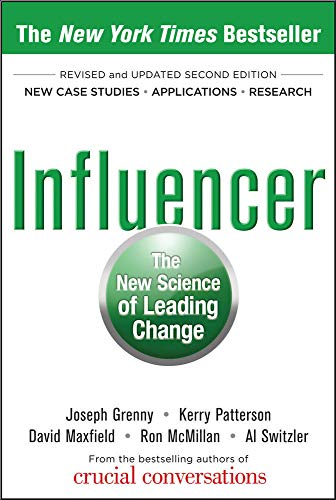9780071809795: Influencer: The New Science of Leading Change, Second Edition (Hardcover) (Business Books)
