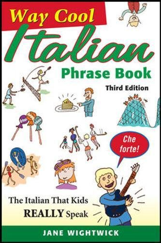 9780071810562: Way-Cool Italian Phrase Book