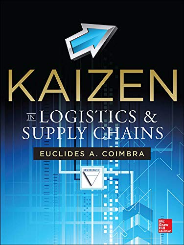 9780071811040: Kaizen in Logistics and Supply Chains (Mechanical Engineering)