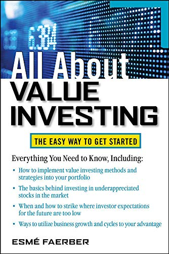 9780071811125: All About Value Investing (All About Series)