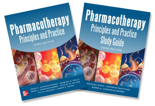 9780071812283: Pharmacotherapy Principles and Practice 3/E (VALUE PAK)