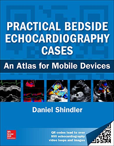 9780071812658: Practical Bedside Echocardiography Cases
