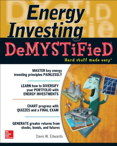 9780071812740: Energy Investing DeMystified: A Self-Teaching Guide
