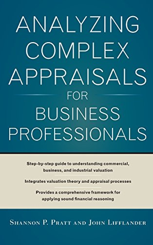 9780071812931: Analyzing Complex Appraisals for Business Professionals