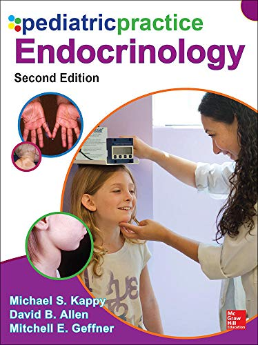 9780071813174: Pediatric Practice: Endocrinology, 2nd Edition