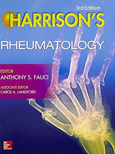 9780071814843: Harrison's Rheumatology, 3E