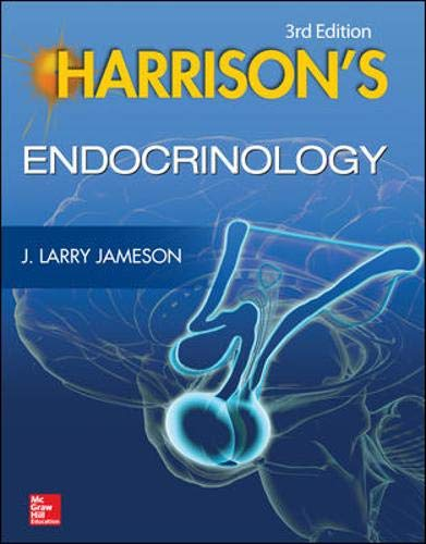 9780071814867: Harrison's Endocrinology, 3E