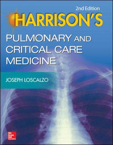 9780071814942: Harrison's Pulmonary and Critical Care Medicine, 2e