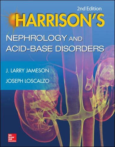 9780071814966: Harrison's Nephrology and Acid-Base Disorders, 2e