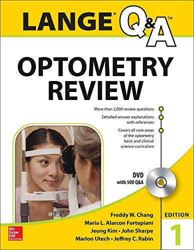 9780071816373: Lange Q&A Optometry Review: Basic and Clinical Sciences