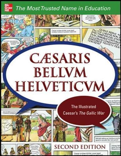 9780071816571: Caesaris Bellum Helveticum