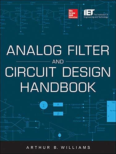 9780071816717: Analog Filter and Circuit Design Handbook (Electronics)