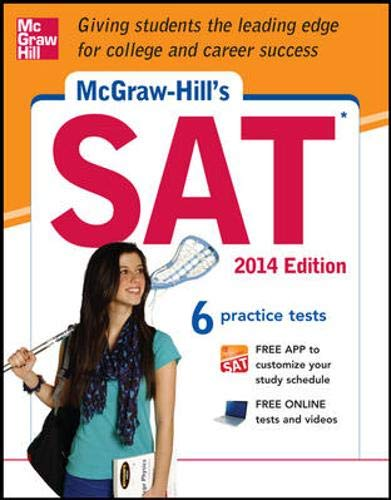 9780071817370: McGraw-Hill's SAT, 2014 Edition