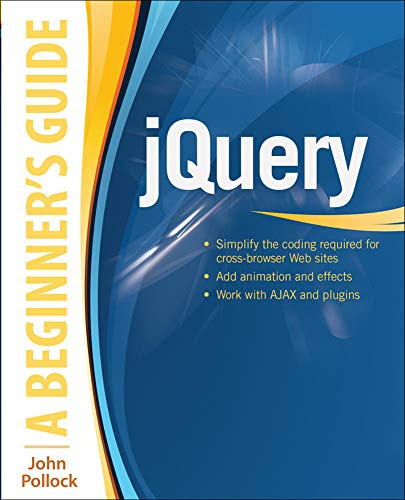9780071817912: jQuery: A Beginner's Guide