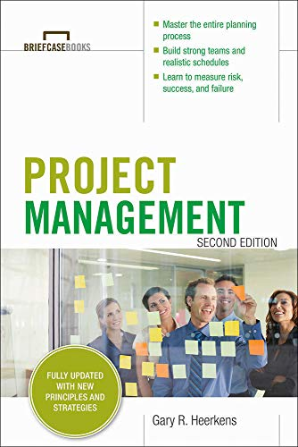 9780071818483: Project Management, Second Edition (Briefcase Books Series)