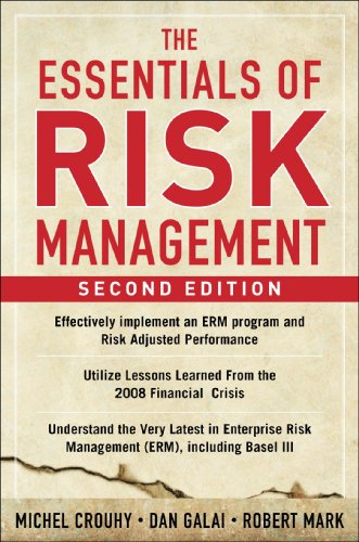 9780071818513: The Essentials of Risk Management, Second Edition (Professional Finance & Investment)