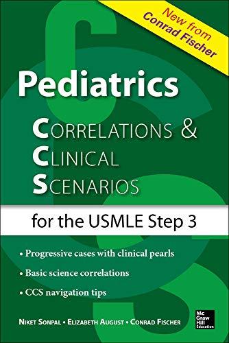 9780071818896: Pediatrics Correlations and Clinical Scenarios