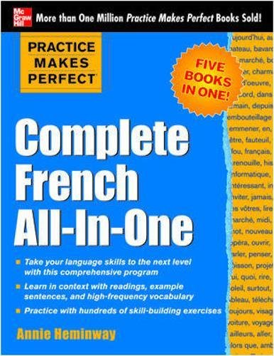 9780071819541: Practice Makes Perfect: Complete French All-in-One (NTC Foreign Language)