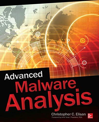 9780071819749: Advanced Malware Analysis