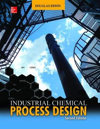 9780071819800: Industrial Chemical Process Design, 2nd Edition
