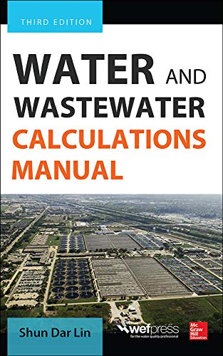 9780071819817: Water and Wastewater Calculations Manual, Third Edition
