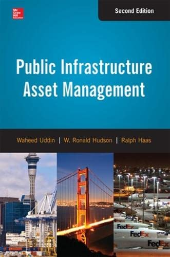 Public Infrastructure Asset Management, Second Edition: Uddin, Waheed; Hudson,