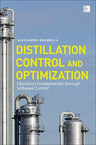 9780071820684: Distillation Control & Optimization: Operation Fundamentals Through Software Control