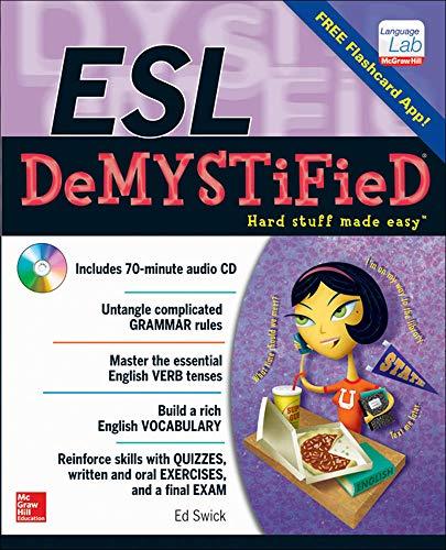 9780071820776: ESL DeMYSTiFieD