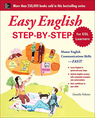 9780071820981: Easy English Step-by-Step for ESL Learners: Master English Communication Proficiency--FAST!