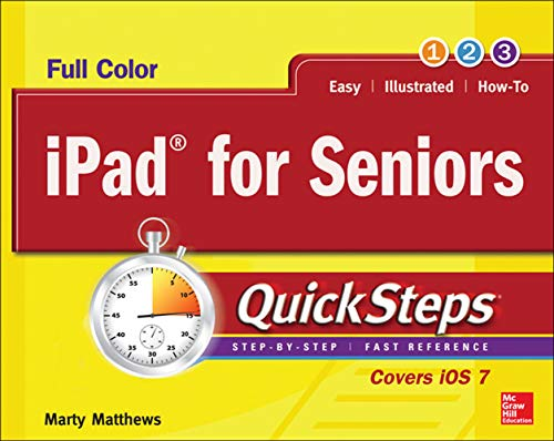9780071821506: iPad for Seniors QuickSteps