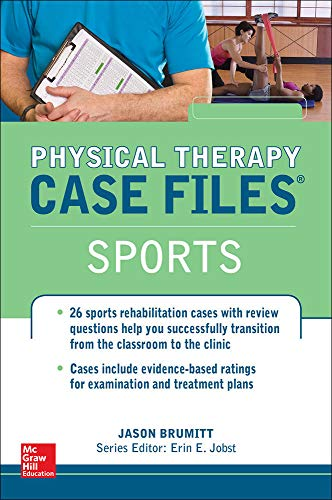 9780071821537: Physical Therapy Case Files, Sports (LANGE Case Files)