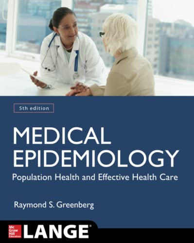 9780071822725: Medical Epidemiology: Population Health and Effective Health Care, Fifth Edition (LANGE Basic Science)