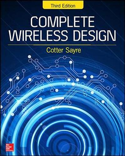 9780071822879: Complete Wireless Design, Third Edition