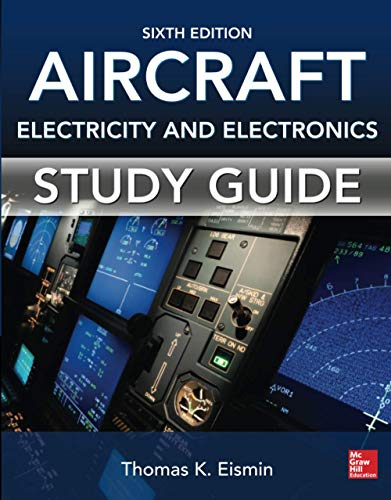 9780071823661: Study Guide for Aircraft Electricity and Electronics, Sixth Edition