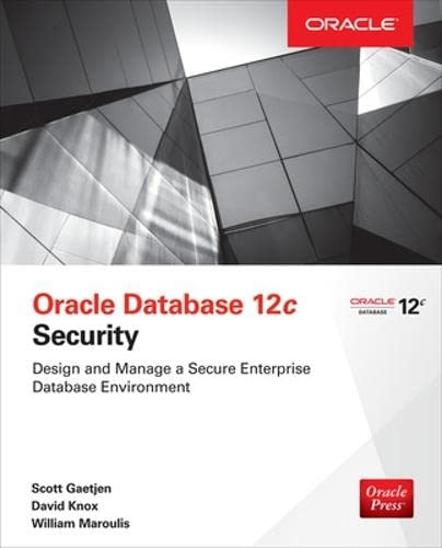 9780071824286: Oracle Database 12c Security (Database & ERP - OMG)