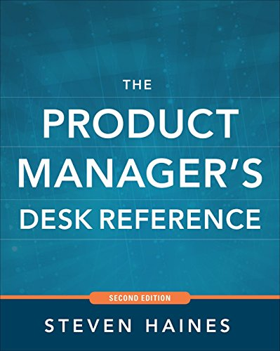 9780071824507: The Product Manager's Desk Reference 2E