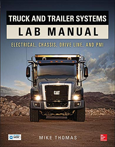9780071824538: Truck and Trailer Systems Lab Manual
