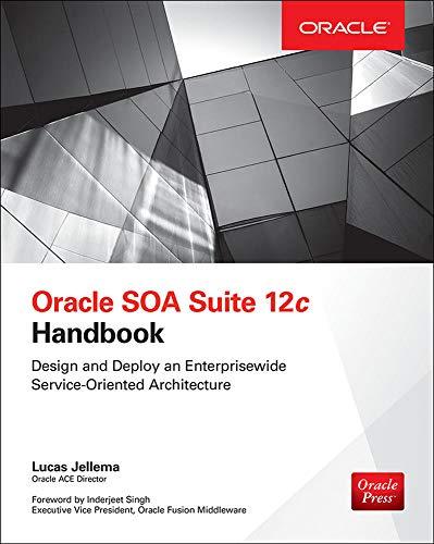 9780071824552: Oracle SOA Suite 12c Handbook (Oracle Press)