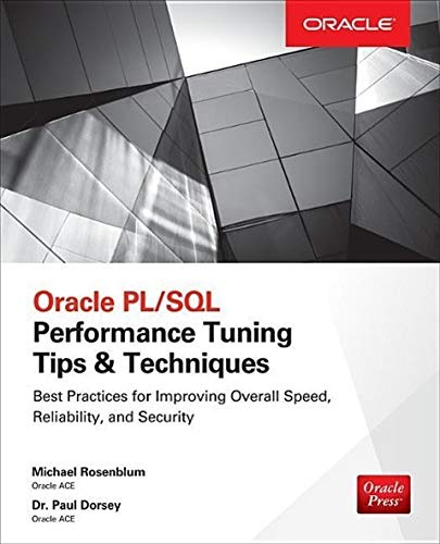 9780071824828: Oracle PL/SQL Performance Tuning Tips & Techniques