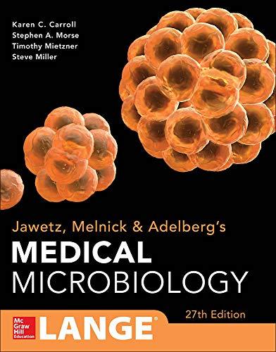 9780071824989: Jawetz Melnick & Adelbergs Medical Microbiology 27 E (Lange)