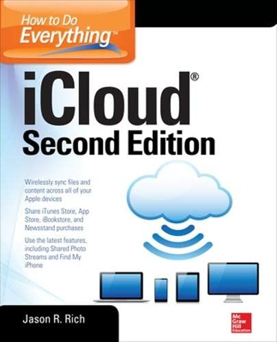 9780071825047: How to Do Everything: iCloud, Second Edition