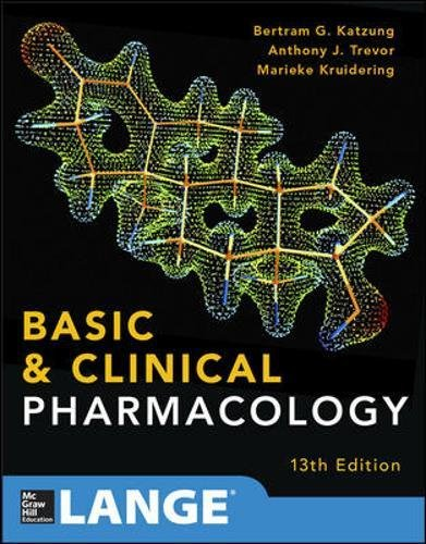 9780071825054: Basic and Clinical Pharmacology 13 E